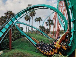 The Corona Coaster